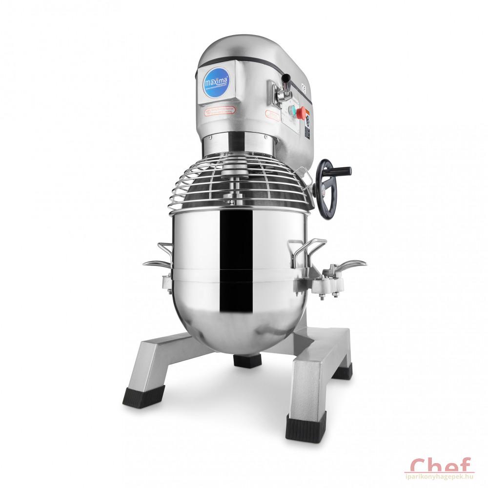 Maxima Planetary Mixer MPM 40, habverőgép 40l