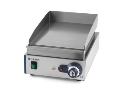 HENDI Grill, Rostlap, grill lap 450*300, 2000W