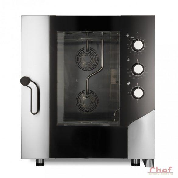 Maxima Ipari sütő, légkeveréses sütő 7*GN1/1