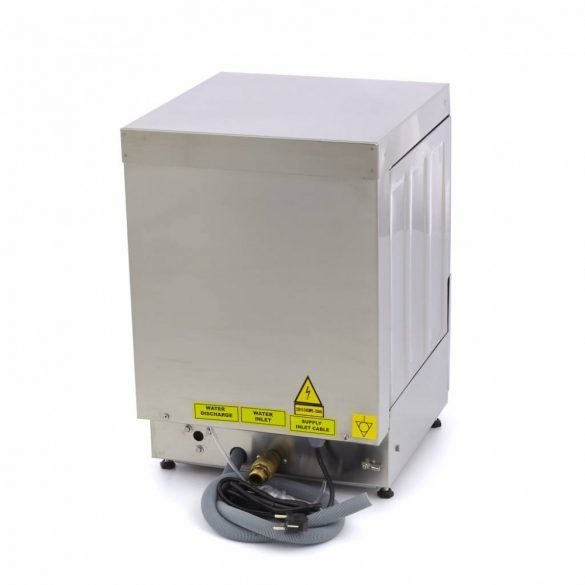 Maxima ipari mosogatógép VNG-350 Ultra, Pohármosogató, 230V, 3,3kW