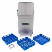 Maxima ipari mosogatógép VN-2000 Ultra Dishwasher 400V, Mosogatógép 50×50cm