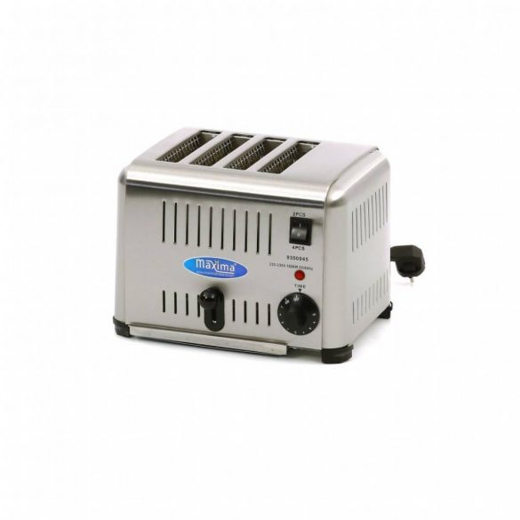 Maxima Ipari kenyér pirító, MT-4 Toaster,