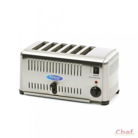 Maxima MT-6 Toaster, kenyér pirító