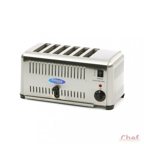 Maxima Ipari kenyér pirítóMT-6 Toaster,
