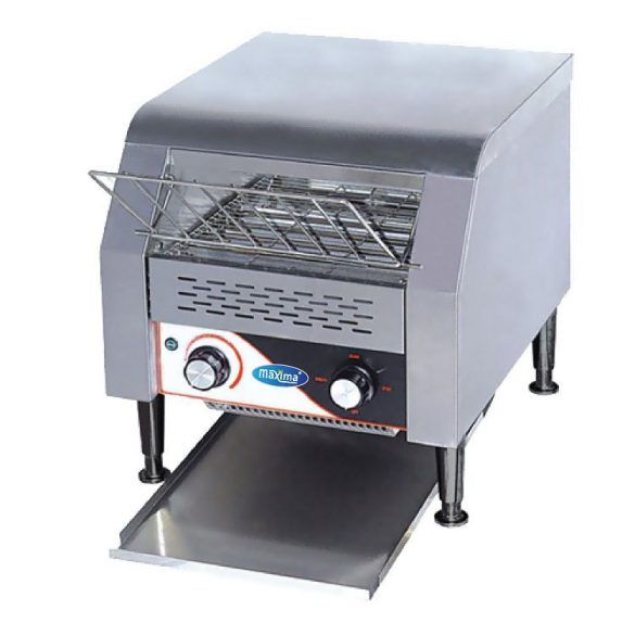 Maxima Ipari kenyér pirító, MTT150 Conveyor Toaster,
