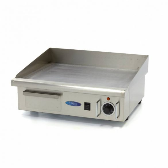 Maxima MGRILL Smooth Electric Grill, Rostlap, grill lap W548 x D350 mm