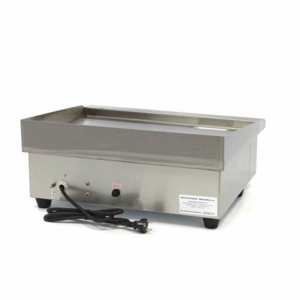 Maxima MGRILL Smooth Electric Grill, Rostlap, grill lap W548 x D350 mm