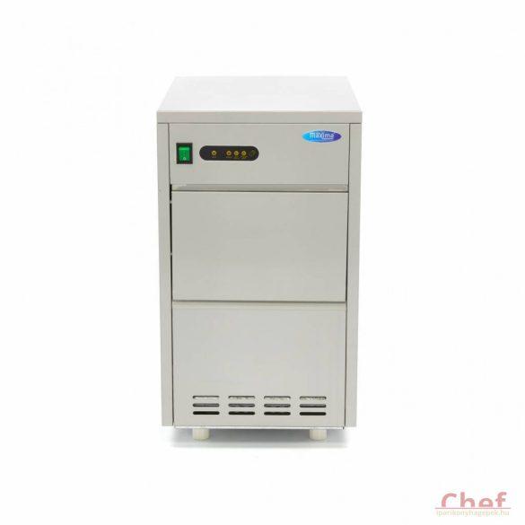 Maxima M-ICE 24 Ice Cube Machine, étjég készítő gép 24 kg /24 hours