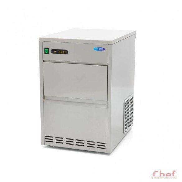 Maxima Ipari jéggép, M-ICE 45 Ice Cube Machine, 45 kg /24 hours