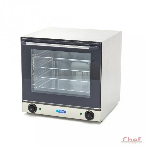Maxima MCO Convection Oven, légkeveréses sütő
