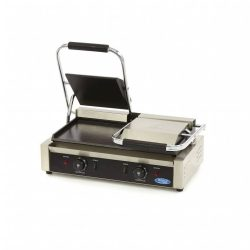 Maxima MCG Double Smooth Contact Grill, kontakt grill, W220 x D235 mm