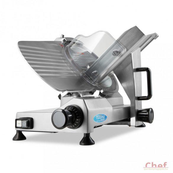Maxima Ipari szeletelőgép, Slicer MS 250, 25cm átmérő