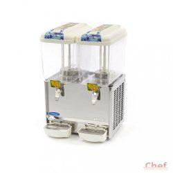 Maxima DP2-18 Dispenser Ital hűtő, 2×18 liter