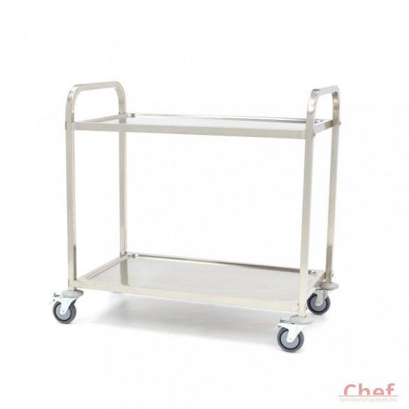 Maxima Dining Cart 2 Levels, Szállító kocsi, 2 polc