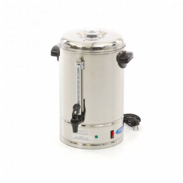Maxima Coffee Percolator 10L, kávé termosz, Kapacitás 10liter