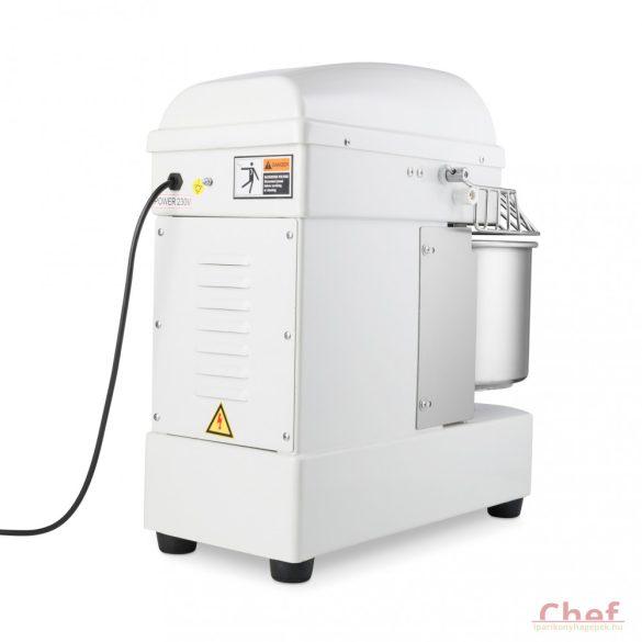 Maxima ipari dagasztógép, tésztagép MSM 10, 8kg tésztához