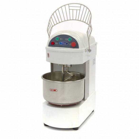 Maxima ipari dagasztógép, tésztagép MSM 20, 13kg tésztához, 2 sebesség