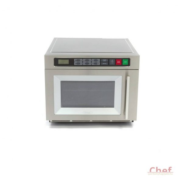 MAXIMA Ipari mikrohullámú sütő, Digitális, 900/1800W 30l