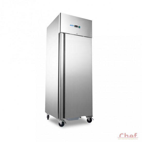 Maxima Deluxe Freezer R 600 GN, Fagyasztó szekrény 537l