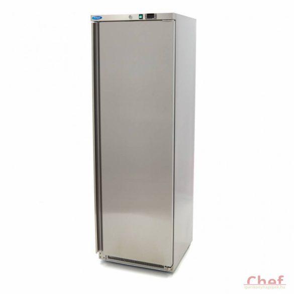 Maxima Ipari fagyasztószekrény Freezer FR 400 SN, 360