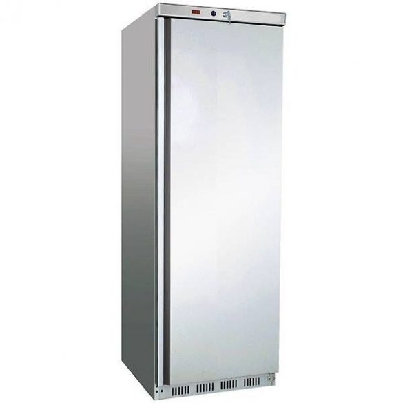 Maxima Refrigerator R 400 Stainless Steel, hűtőszekrény 360l
