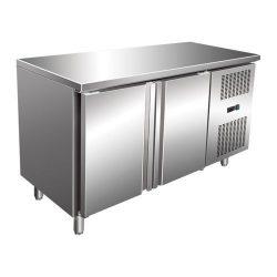 Maxima Refrigerated Work Table WTC 2, munkaasztal hűtőszekrény 314l