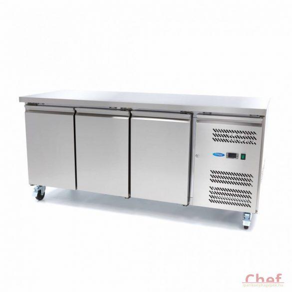 Maxima Refrigerated Work Table WTC 3, munkaasztal hűtőszekrény 465l