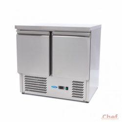 Maxima Refrigerated Work Table SAL 901, munkaasztal hűtőszekrény 257l