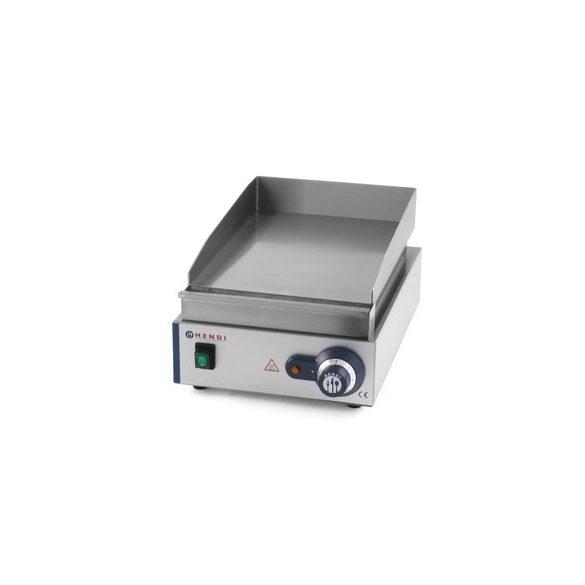 HENDI Ipari Grill, Rostlap, grill lap 450*300, 2000W