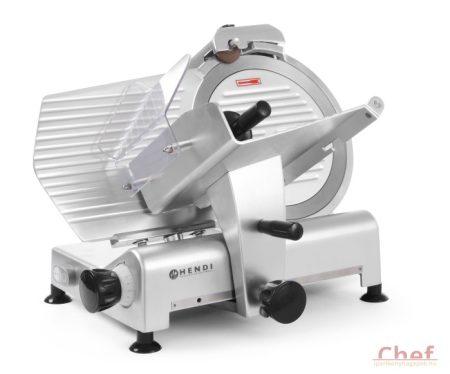 HENDI ipari szeletelőgép 300 ES 230V