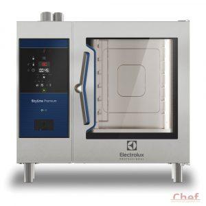 Electrolux Skyline Premium Ipari sütő, elektromos kombisütő 6GN 1/1