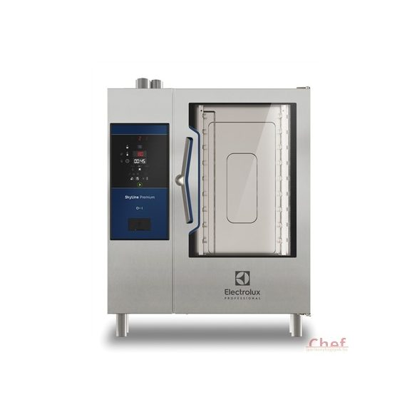 Electrolux Skyline Premium Ipari sütő, elektromos kombisütő 10GN 1/1