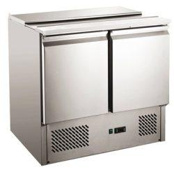 HENDi Asztali Saláta hűtő Mérete: 900x698x(H)850