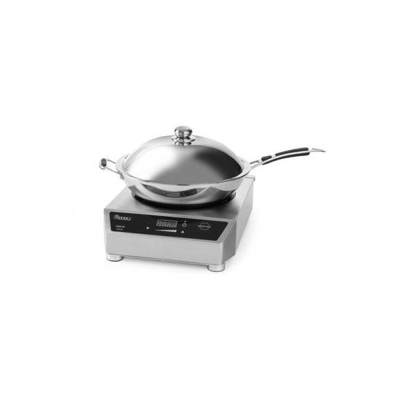 HENDI Ipari indukciós WOK 3500 + wok edény