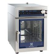Electrolux Ipari sütő, Multi Slim elektromos kombisütő 11 fokozatú páratartalom szabályzás, 6GN 1/1 automata tisztító rendszer