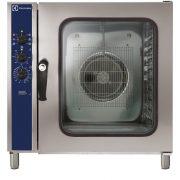 Electrolux Ipari sütő, elektromos kombisütő 5 fokozatú páratartalom szabályzás, 10GN 1/1