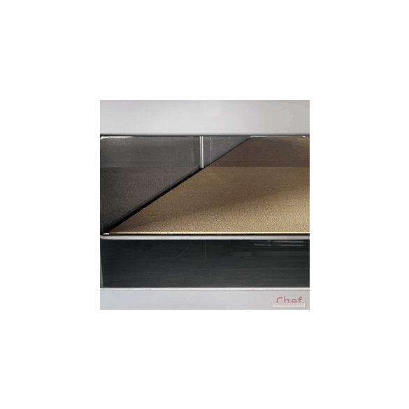 SIRMAN Ipari Pizza sütő, FORNO PIZZA Vesuvio 105x70, 1 kemence