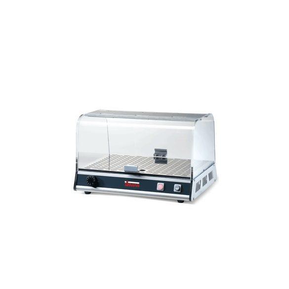 SIRMAN pult, VISTA P1 BRIOCHES,  fűtő egység max 40°C