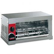 SIRMAN Szalamander, grill, szendvics sütő, 6C TOSTIERA 2.900 watt