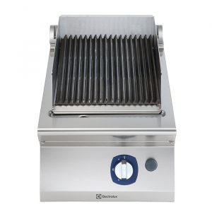 Electrolux 700XP Ipari gázüzemű lávaköves grill rostlap, 400mm szélesség