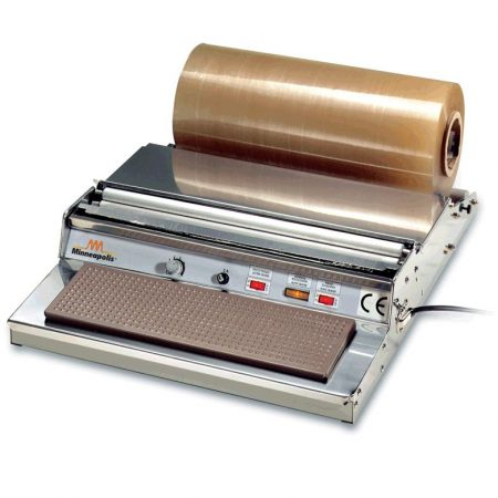 SIRMAN Fóliázógép, inox 45 K