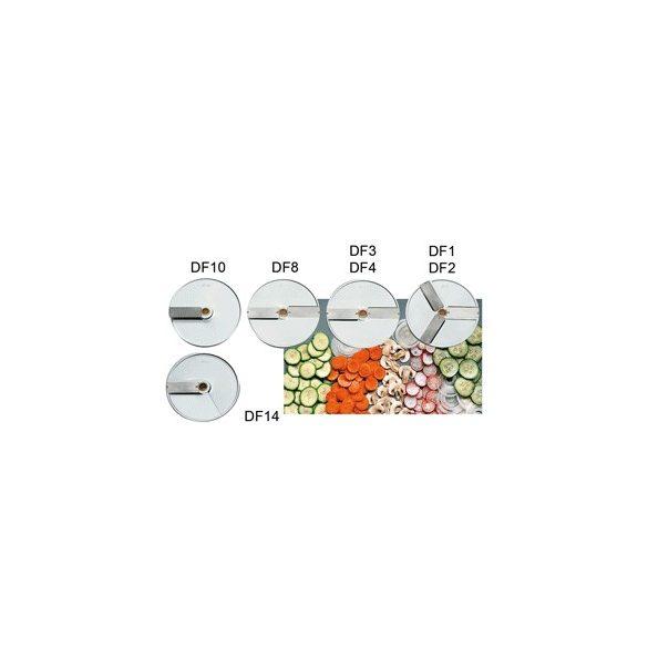 SIRMAN Ipari szeletelőgép tárcsa, DF sorozat 1,2,3,4,8 10, 14mm választható méretben