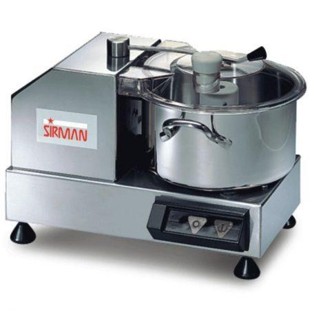 SIRMAN ipari Kutter, C4 VV, 4 liter, Állítható sebesség