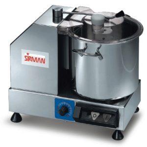 SIRMAN ipari Kutter, C6 VV 6 liter, Állítható sebesség