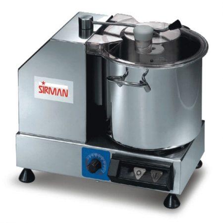 SIRMAN ipari Kutter, C9VV,  9 liter, Állítható sebesség