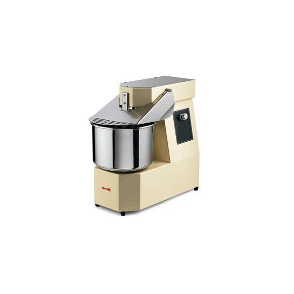SIRMAN ipari dagasztógép, tésztagép, HERCULES 10 12 lt - 8 kg tésztához