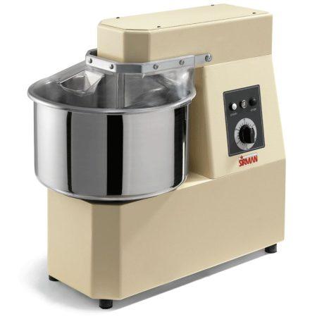 SIRMAN ipari dagasztógép, tésztagép, HERCULES 20 21 lt - 18 kg tésztához