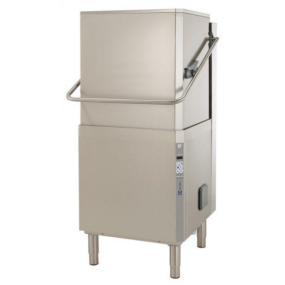 Electrolux ipari mosogatógép fehér edényekhez Átadó rendszerű , ürítő pumpával, vegyszer adagolóval