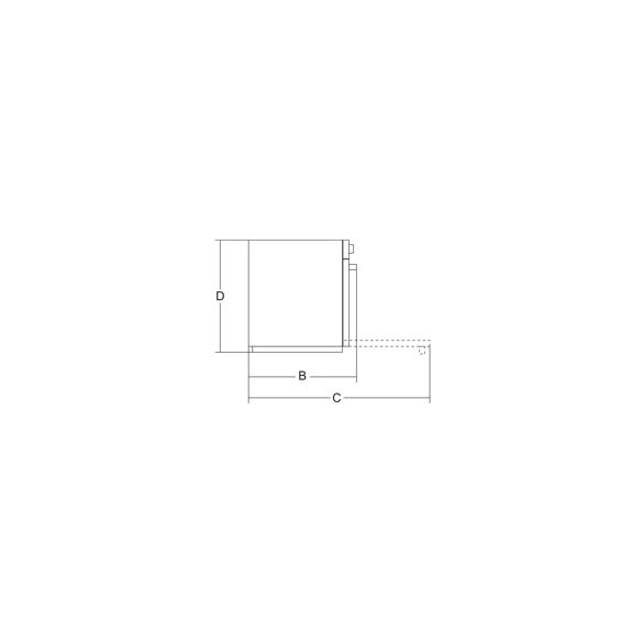 Panasonic Ipari mikrohullámú sütő, PRO 2, NE 1840, 1800W