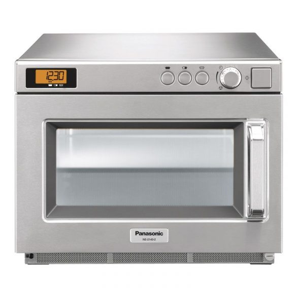 Panasonic Ipari mikrohullámú sütő, PRO, NE 2143-2, 2100W